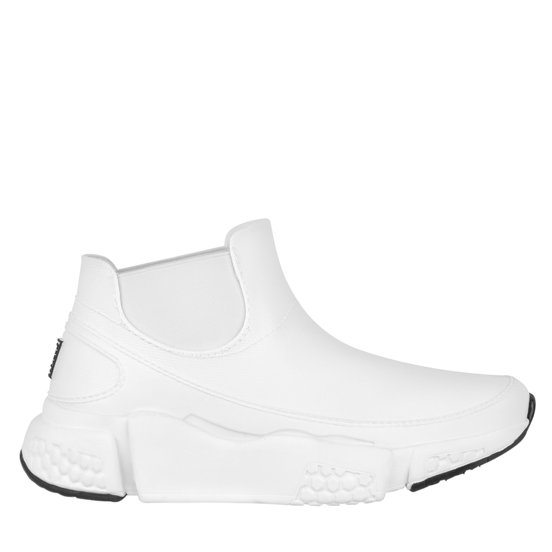 Белые водонепроницаемые ботинки-кроссовки ЭВА (W)