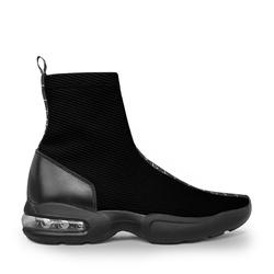 Кроссовки-гольфы черные (W)