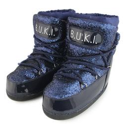 Луноходы женские BUKI синее мерцание