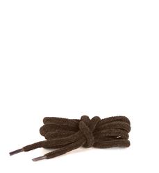 Шнурки бархатные светло-коричневые 70 см.