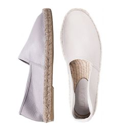 Light Gray Espadrilles (M)