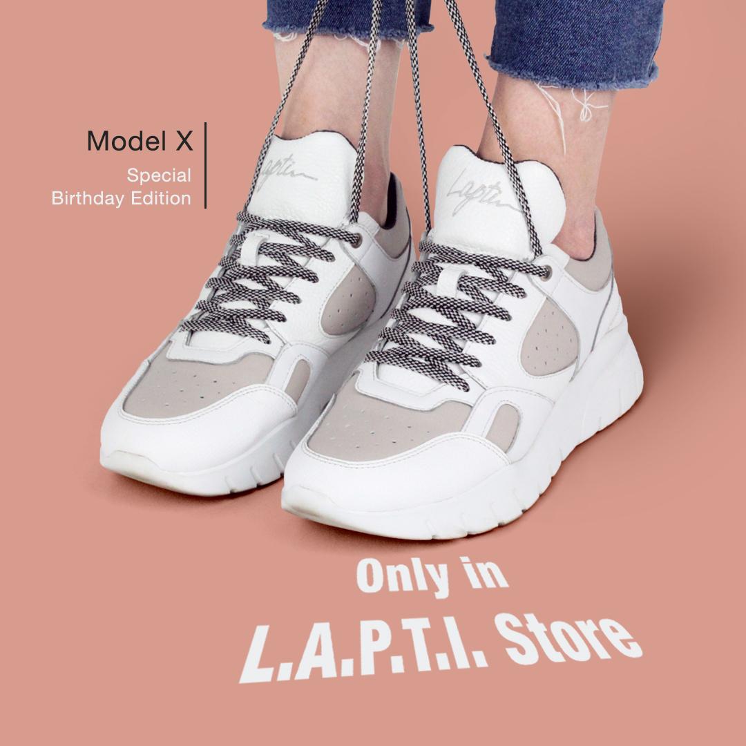 L.A.P.T.I. Store виповнюється 1 рік!