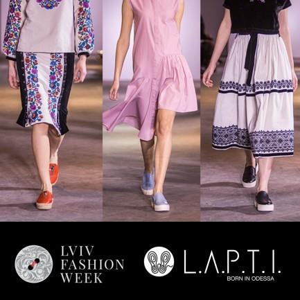L.A.P.T.I. на Lviv Fashion Week