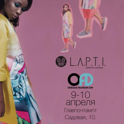 L.A.P.T.I. на Odessa Fashion Day