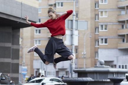 Выиграй слипоны с Paris Fashion Week