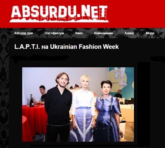 Absurdu.net о L.A.P.T.I.