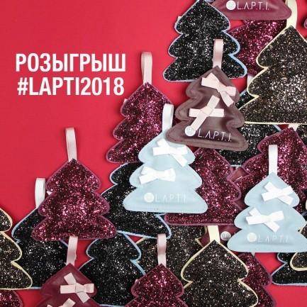 Розыгрыш луноходов по фото #lapti2018